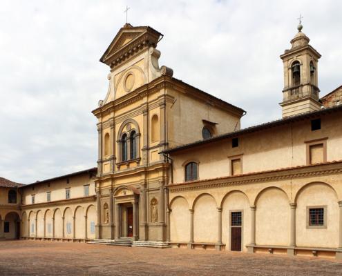 Certosa Del Galluzzo Di Firenze